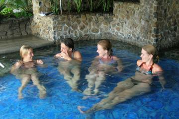 Hot Springs Escape and Thermal Circuit from Antigua