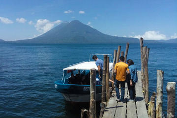 Lake Atitlan, Panajachel and Santiago...