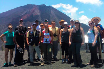 Pacaya Volcano Tour and Hot Springs...