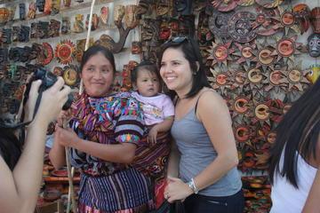 Recorrido de 2 días: mercado de Chichicastenango y lago Atitlán desde...