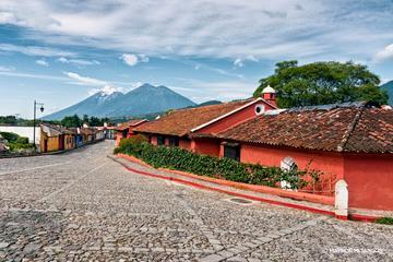 Recorrido de 4 días: Ciudad de Guatemala, Antigua, mercado de...