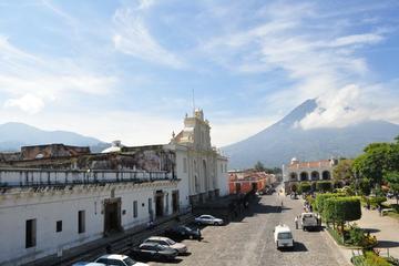 Recorrido de día completo por la ciudad de Antigua y pueblos de...