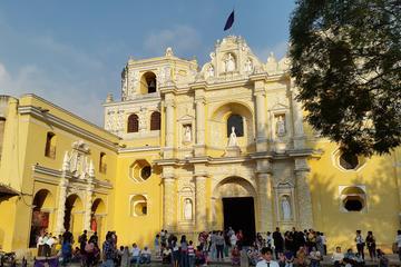 Recorrido por la tarde en Antigua desde la Ciudad de Guatemala