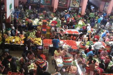 Recorrido privado: Mercado de Chichicastenango y lago Atitlán desde...