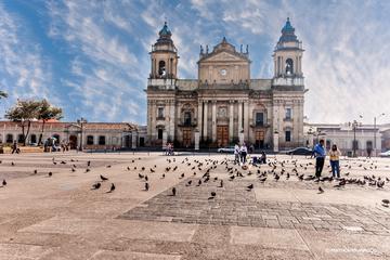 Tour privado: ciudad de Guatemala por la mañana o tour por la tarde