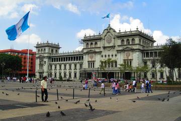Tour privado: ciudad de Guatemala por...