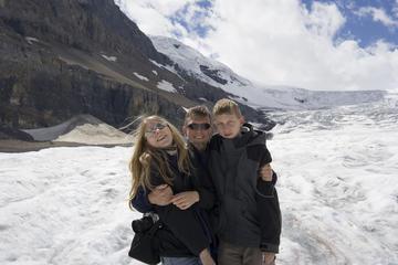 Columbia Icefield-Tour einschließlich Gletscher Skywalk ab Jasper