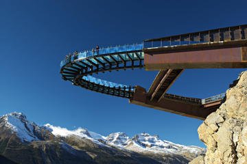 Ingresso al Glacier Skywalk