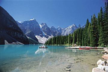 Tagesausflug zu Bergseen und Wasserfällen ab Calgary