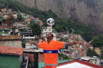 Favela Walking Tour at Rocinha