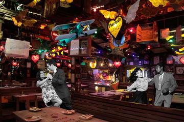 Latin Party at Andres Carne de Res Including Dancing Lesson
