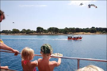 Brijuni National Park Boat Excursion from Pula