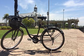 Excursão de bicicleta por Tigre e San Isidro