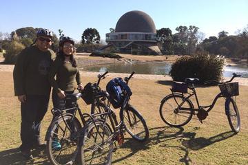 Halbtägige Fahrradtour durch Recoleta und Palermo in Buenos Aires