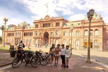 Halbtägige Fahrradtour: Höhepunkte von Buenos Aires