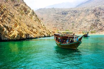 Full-Day Oman Musandam Dibba Tour...
