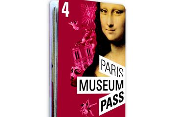 Paris Museum Pass 4 dagen