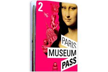 Pase de 2 días a los museos de París
