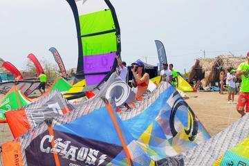 Private Kiteboarding Lesson in Cartagena