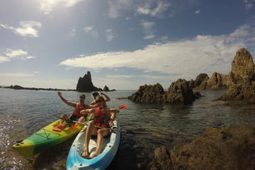 Kayak Tour of Cabo de Gata Natural...
