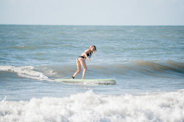 Private Surf Lesson on Folly Beach South Carolina