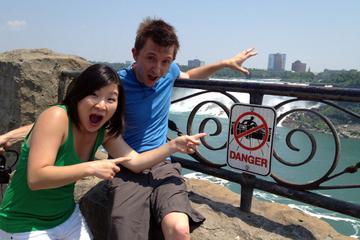 Dagstur fra Toronto til Niagarafallene