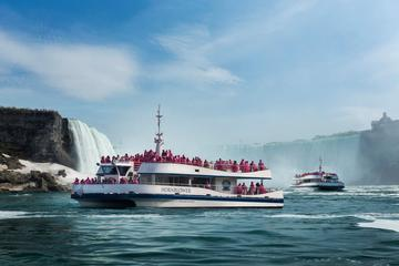 Niagara Falls Tour Including Overnight Accommodation