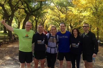 Recorridos de running por Central Park
