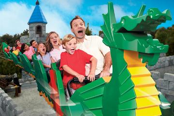 Traslado e entrada para a Legoland Califórnia