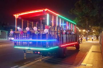 Chiva Party Bus Tour in Guayaquil