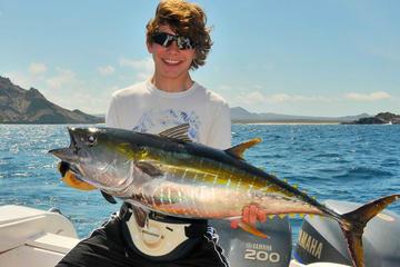 Full Day Fishing Tour in Galápagos