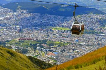 Quito City and Middle of the World Monument Tour
