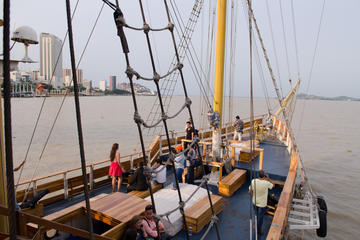 Morgan Pirate Ship Tour in the Guayas River