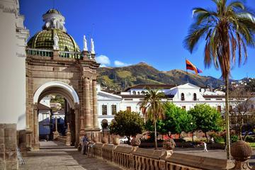Private Quito Stadtrundfahrt