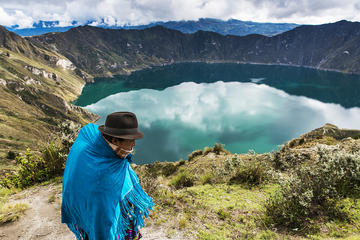 Private Tour: Quilotoa Lagoon from Quito