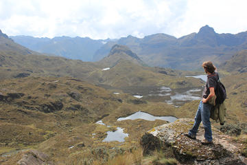 Shared Trekking Full-Day Tour at Cajas National Park