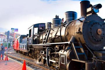 'Tren de la Libertad II' Experience: Otavalo - Salinas - Otavalo