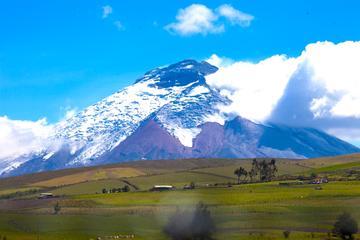 Tren de los Volcanes to El Boliche from Quito Ambato - El Boliche...