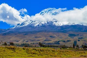 'Tren del Hielo I' Experience:  Riobamba - Urbina - La Moya - Riobamba