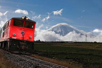 'Tren del Hielo II' Experience: Ambato - Mocha - Urbina - Cevallos - Ambato