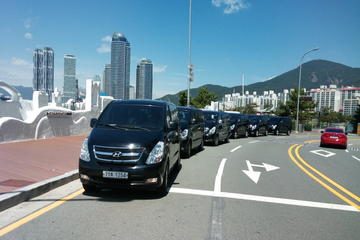 Private Transport Service: Seoul to Pyeongchang