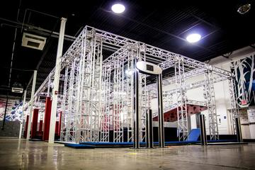 Day Trip Ninja Warrior Obstacle Course Pass near North Miami, Florida