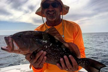 Half Day Offshore Fishing charter near Marco Island