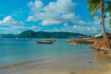 Southern Martinique: Pottery Studio...