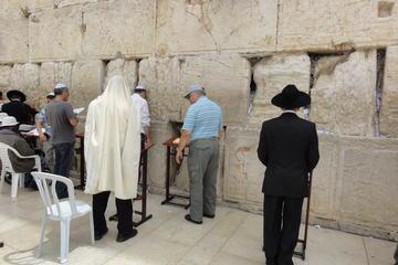 Excursion Jérusalem et patrimoine juif au départ de Tel-Aviv