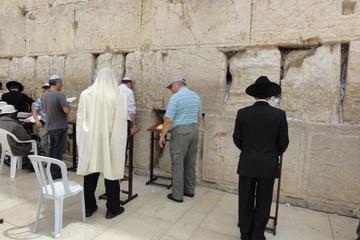 Excursion patrimoine juif à Jérusalem...