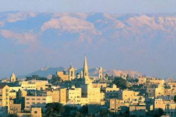 Excursion privée à Jérusalem et Bethléem au départ de Tel Aviv