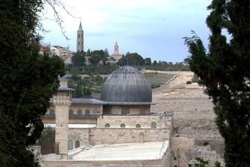 Excursion vers la ville chrétienne de Jérusalem au départ de Tel Aviv