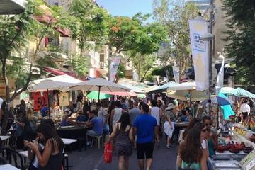 Four Famous Tel Aviv Markets Tour