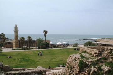 Private Tour to Caesarea and Haifa
